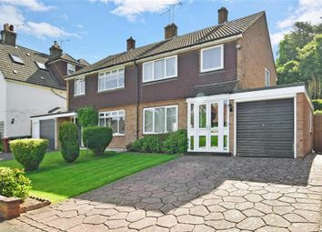 Thumbnail 3 bed semi-detached house for sale in Beechwood Road, Caterham, Surrey