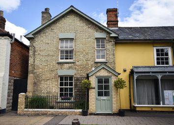 High Street, Newport, Saffron Walden CB11. 2 bed end terrace house