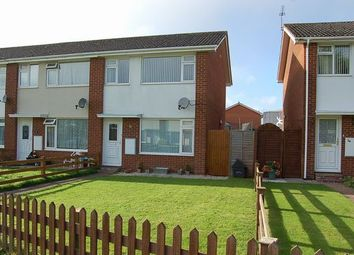 Thumbnail 3 bed end terrace house for sale in South View Close, Willand, Cullompton