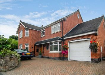 Thumbnail 5 bedroom detached house for sale in Waggs Road, Congleton