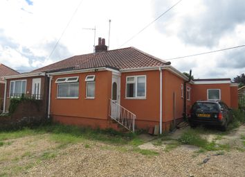 Thumbnail 4 bed semi-detached bungalow for sale in Olive Road, New Costessey, Norwich