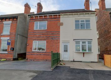 Thumbnail 3 bed semi-detached house for sale in Church Lane, Brinsley, Nottingham