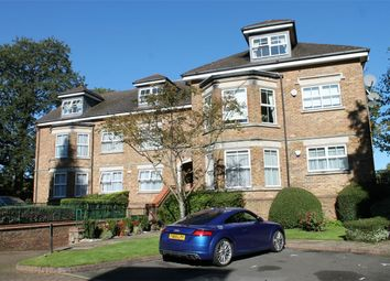 Thumbnail 2 bed flat for sale in The Laurels, Magpie Hall Road, Bushey Heath, Hertfordshire