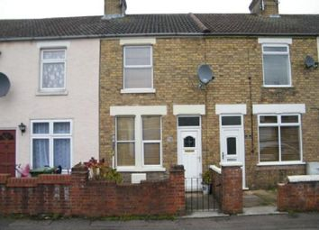 Thumbnail 2 bedroom terraced house to rent in St Margarets Place, Peterborough, Cambridgeshire.
