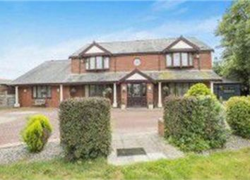 Thumbnail 5 bed detached house for sale in Stockydale Road, Blackpool, Lancashire
