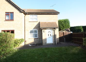 Thumbnail 2 bed semi-detached house for sale in Mitton Vale, Chelmsford