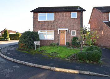 Thumbnail 3 bed detached house for sale in Dawlish Close, Stevenage, Hertfordshire