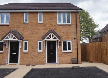 Thumbnail 2 bed semi-detached house to rent in Mentor Close, Walsall