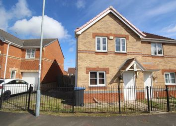 3 bed semi-detached house for sale in Valiant Way, Stanley DH9
