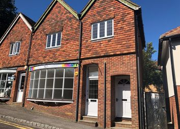 Thumbnail 2 bedroom maisonette to rent in Clock House Court, College Hill, Haslemere