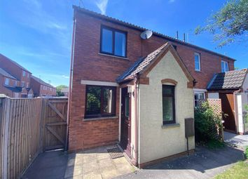 Thumbnail 1 bed end terrace house for sale in Calendula Court, Vervain Close, Churchdown