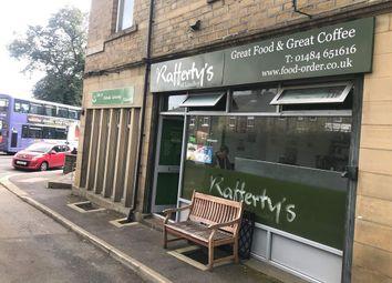 Thumbnail Restaurant/cafe for sale in Baker Street, Lindley, Huddersfield
