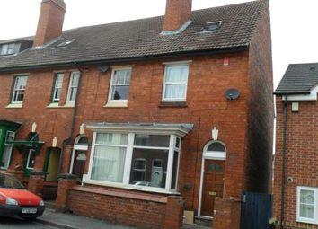 Thumbnail 1 bed flat to rent in Mount Street, Halesowen, West Midlands, 4Nu