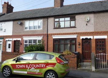 Thumbnail 2 bed terraced house to rent in Wellington Street, Deeside, Flintshire