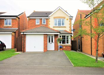 Thumbnail 3 bed detached house for sale in Ellerby Mews, Durham