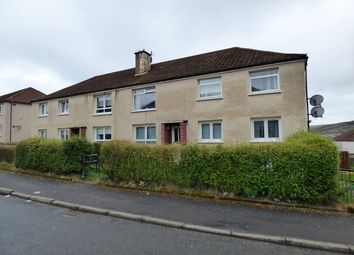 Thumbnail 3 bed flat for sale in Lincoln Road, Greenock