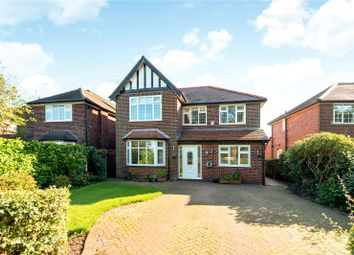 Thumbnail 3 bed detached house for sale in Hollin Lane, Styal, Wilmslow, Cheshire