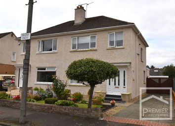 Thumbnail 4 bed semi-detached house for sale in Priory Drive, Uddingston, Glasgow