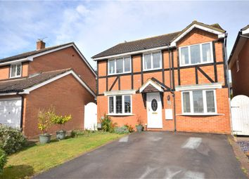 Thumbnail 4 bedroom detached house for sale in Jacob Close, Bracknell, Berkshire