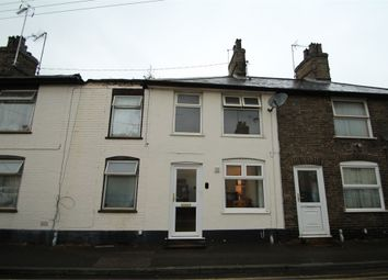 Thumbnail 2 bedroom terraced house for sale in Cardinalls Road, Stowmarket, Suffolk