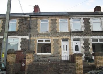 Thumbnail 3 bedroom terraced house for sale in North Road, Pontywaun, Cross Keys, Newport.
