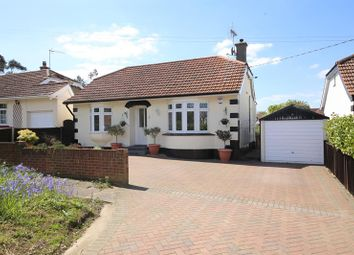Thumbnail 4 bed detached bungalow for sale in Lampits Lane, Corringham, Stanford-Le-Hope