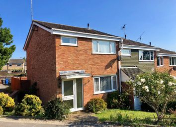 Thumbnail 3 bed end terrace house for sale in St. Osyth Close, Ipswich