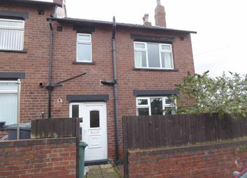 Thumbnail 1 bed terraced house to rent in Silver Royd Terrace, Leeds, West Yorkshire