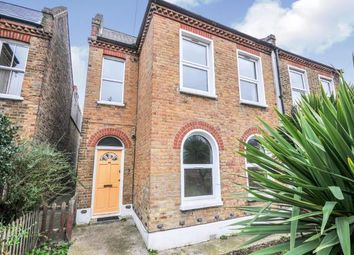 Thumbnail 3 bed semi-detached house for sale in Hamilton Road, London