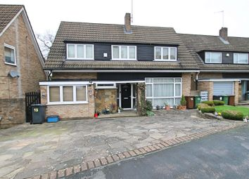 Thumbnail 4 bed detached house for sale in Chiltern Close, Bushey