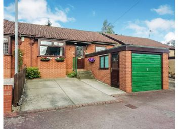 Thumbnail 2 bed semi-detached bungalow for sale in Walkers Court, Scunthorpe