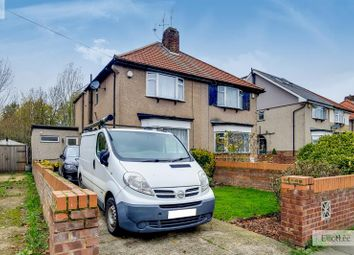 Thumbnail 3 bed semi-detached house for sale in Laughton Road, Northolt, Middlesex