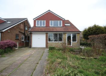 Thumbnail 4 bedroom detached house for sale in Clay Lane, Norden, Rochdale