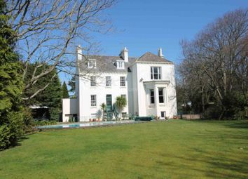 Thumbnail 6 bed detached house for sale in Bagatelle Road, St. Saviour, Jersey