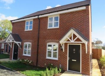 Thumbnail End terrace house for sale in Warwick Road, Kibworth
