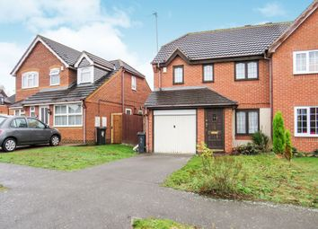 Thumbnail 3 bedroom semi-detached house for sale in Cloverdale Road, Hamilton, Leicester