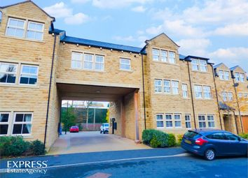Thumbnail 2 bed flat for sale in Bowler Way, Greenfield, Oldham, Lancashire