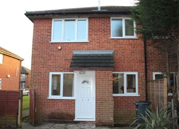 Thumbnail 1 bed semi-detached house to rent in Lyle Close, Leicester