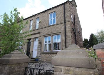 Thumbnail 2 bed semi-detached house for sale in Church Lane, Marple, Stockport