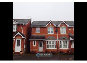 Thumbnail 3 bedroom semi-detached house to rent in Whin Meadows, Hartlepool
