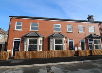 Thumbnail 3 bed town house for sale in Russell Road, Wallasey, Wirral