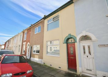 Thumbnail 3 bed terraced house to rent in Jersey Road, Portsmouth