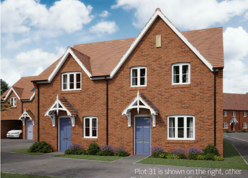 Thumbnail 3 bedroom semi-detached house for sale in Constance Road, Wimborne