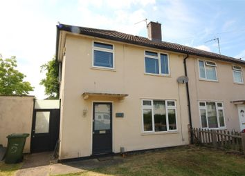 Thumbnail 3 bedroom semi-detached house for sale in Corrie Road, Cambridge