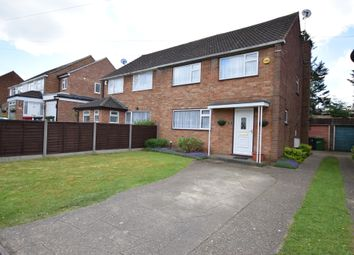 Thumbnail 4 bed semi-detached house for sale in Barton Road, Langley, Slough
