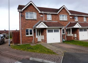 Thumbnail 3 bedroom end terrace house for sale in Ball Close, Llanrumney, Cardiff