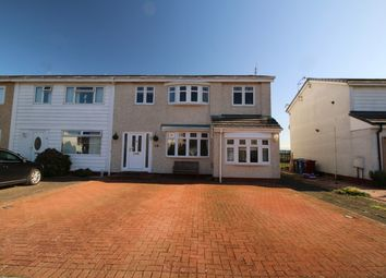 Thumbnail 4 bed end terrace house for sale in 38 South Green Drive, Airth