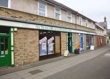 Thumbnail Retail premises to let in Church Walk, St Neots, Cambs