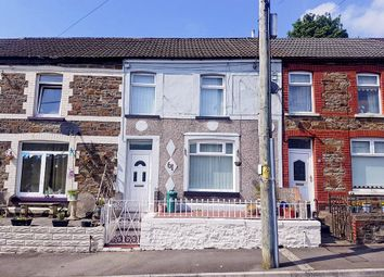 Thumbnail 3 bedroom terraced house to rent in Lewis Terrace, Llwyncelyn -, Porth