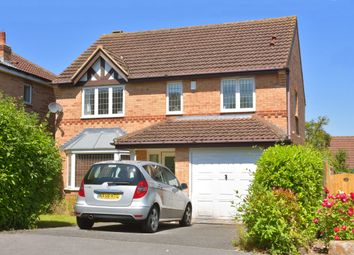 Thumbnail 4 bed detached house for sale in Stonecrop Avenue, Killinghall, Harrogate